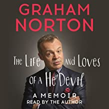 graham norton biography book