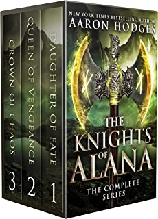 The Knights of Alana: The Complete Trilogy (The Three Nations Book 3)