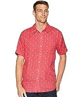 Avalon Sailboats Lux Linen Shirt