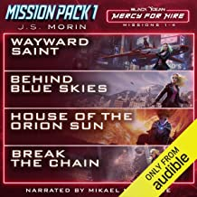 Mercy for Hire Mission Pack 1: Missions 1-4: Black Ocean Mission Pack, Book Five
