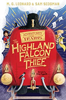 The Highland Falcon Thief: Adventures on Trains 1