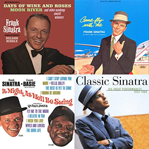 Amazon.com: Best of Frank Sinatra: Count Basie, Nancy ...