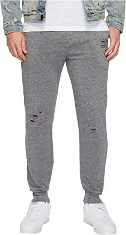 Alternative Super Distressed Eco Fleece Dodgeball Pants