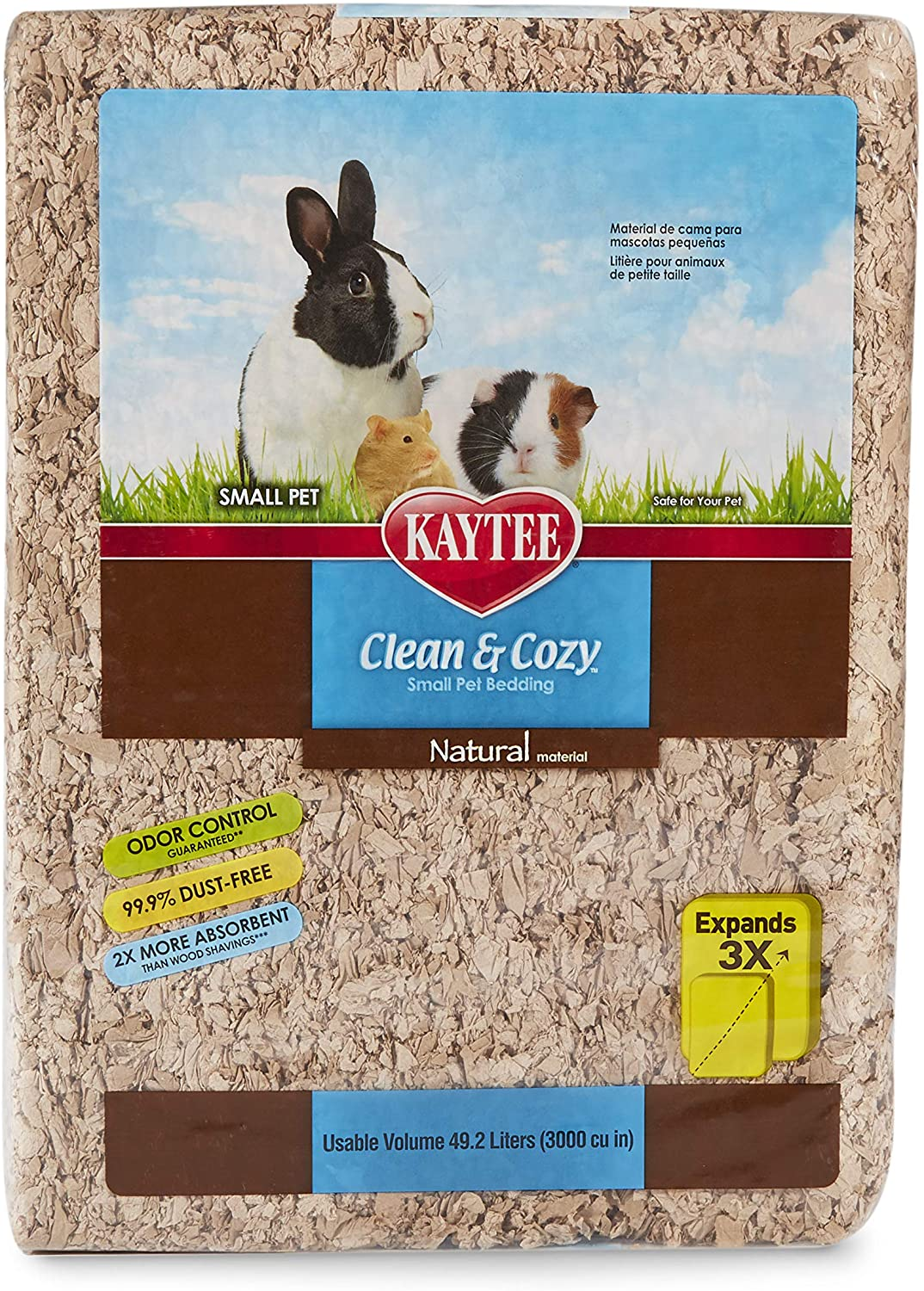 Kaytee Clean Cozy Natural Pet Ranking TOP18 Animal Bedding lowest price Small