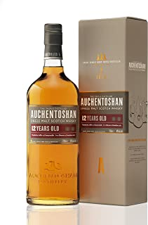 Auchentoshan 12 Years Old Single Malt Scotch Whisky, 700 ml