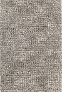 Chandra Rugs Sinatra - 10100 - Hand Tufted Rectangle Area Rug - Grey 9' X 13'