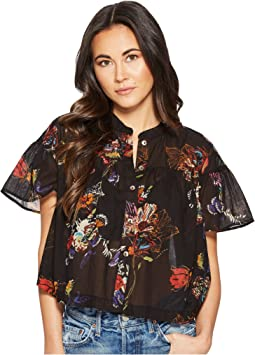 Free People - Sweet Escape Button Down Top