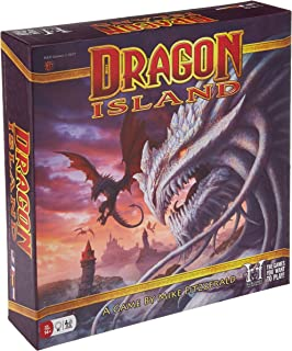 R & R Games Dragon Island Fantasy Exploration Game