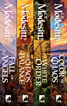 Saga of Recluce: Books 6-9: Fall of Angels, The Chaos Balance, The White Order, Colors of Chaos