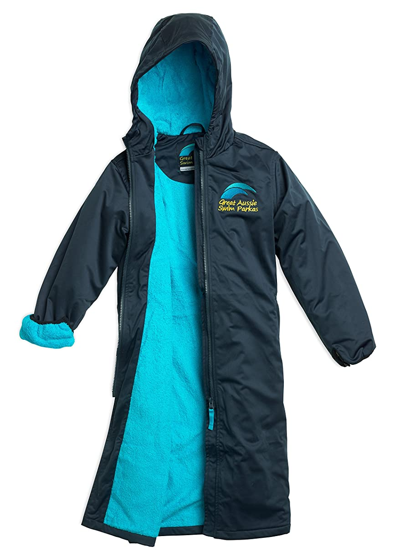 Great Aussie Swim Parkas (Swim Jacket/Robe Men, Women, Youth