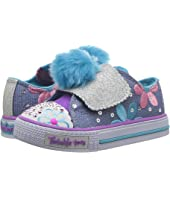 SKECHERS KIDS Twinkle Toes - Shuffles 10862N Lights (Toddler/Little Kid)