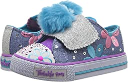 SKECHERS KIDS - Twinkle Toes - Shuffles 10862N Lights (Toddler/Little Kid)