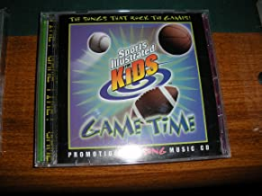 Sports Illustrated For Kids: Game Time (Promotional 3 Song Sampler)