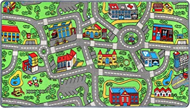 Best children's carpet with roads Reviews