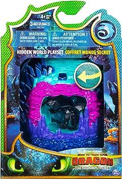 Dreamworks Dragons Hidden World Playset, Dragon Lair