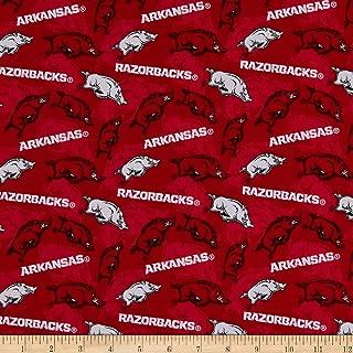 Best razorback cotton fabric Reviews