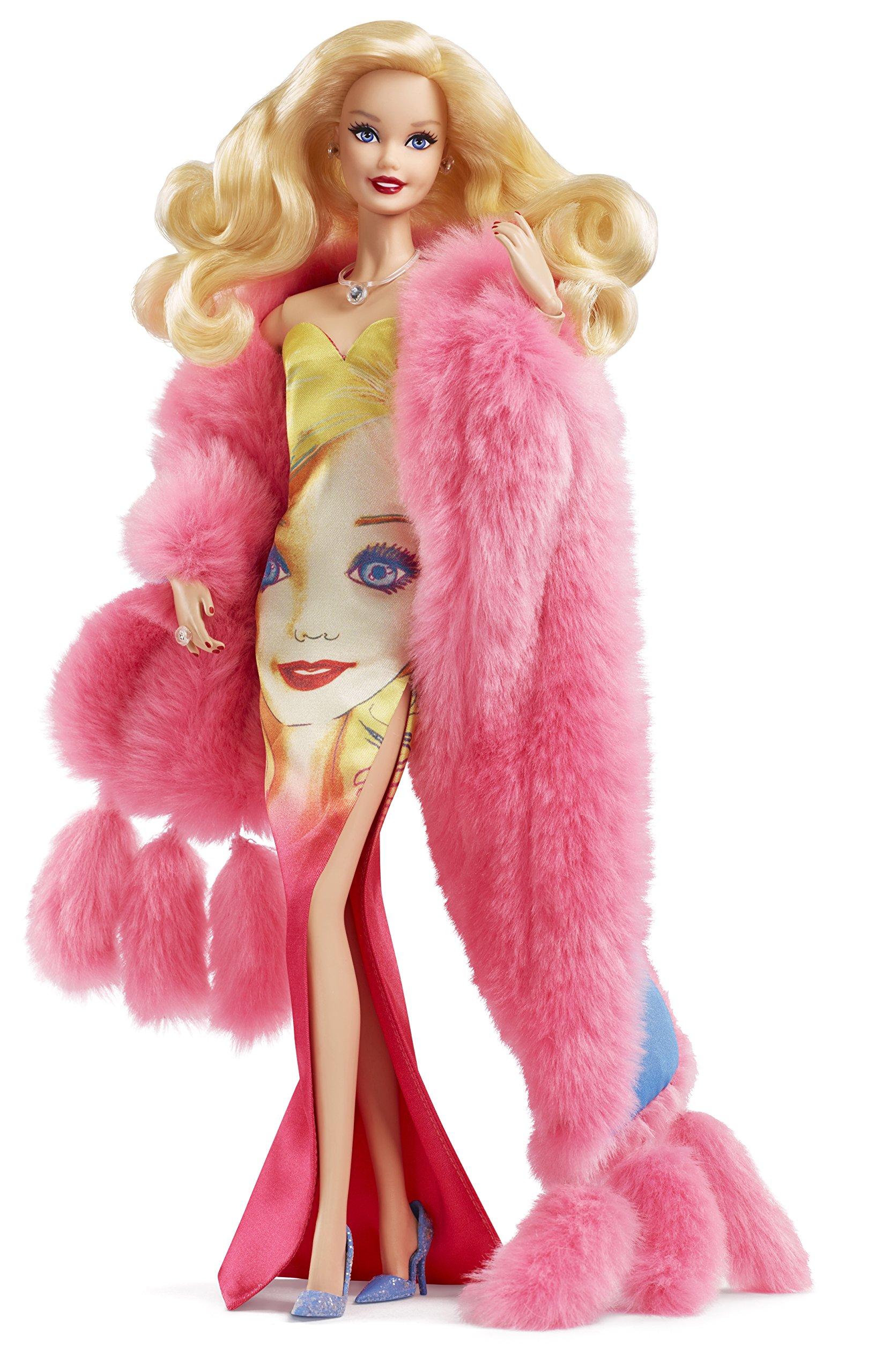 Amazon.es: Barbie Warhol, Miscelanea (Mattel DWF57): Juguetes y juegos