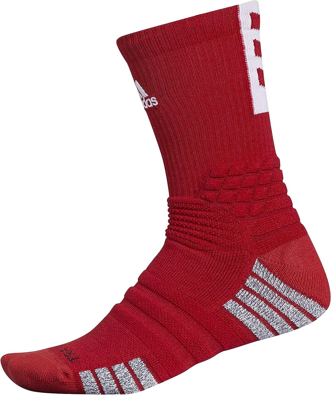 adidas Creator 365 Basketball Crew Socks (1-Pack)