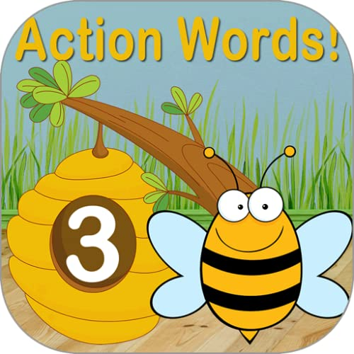 Action Words! 3 - Video Flashcard Player