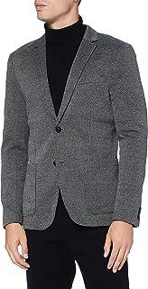 TOM TAILOR Men's Houndstooth Jersey Blazer