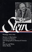 Best gertrude stein writings Reviews