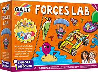 Galt Toys Forces Lab, Physics Science Kit for Children