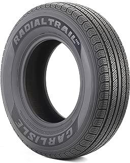 Carlisle Radial Trail HD Trailer Tire-ST205/75R15 107M 8-ply