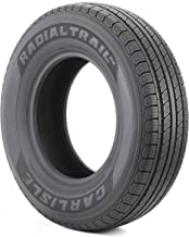 Carlisle Radial Trail HD Trailer Tire-ST205/75R15 107M 8-ply