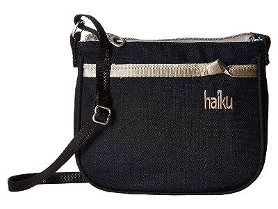 Haiku Lark (Black Morel) Handbags