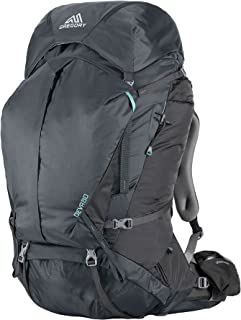 Gregory Mountain Products Women's Deva 80 Backpack, Charcoal Gray, X-Small