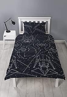 Star Wars Duvet Cover, Black, 200 x 130 cm
