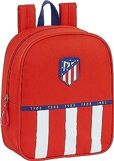 Mochila Safta Infantil de Atlético de Madrid 1ª Equipación 20/21, 220x100x270mm