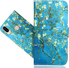 UMIDIGI Power Case, CaseExpert Beautiful Pattern Leather Kickstand Flip Wallet Bag Case Cover for UMIDIGI Power Color 8 2019005-20Hd-Q0598
