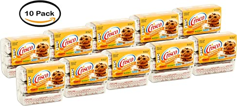 product image for PACK OF 10 - Crisco Butter Flavor Baking Sticks, 20 oz