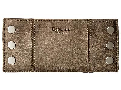Hammitt 110 North (Pewter/Flare/Brushed Silver) Handbags