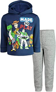 Pixar Toy Story Boys Fleece Hoodie & Pants Set
