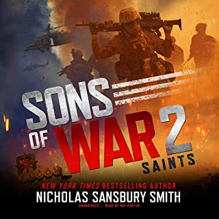 Sons of War 2: Saints: The Sons of War Series, Book 2