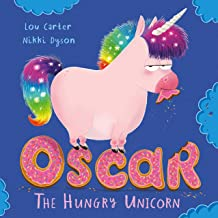 Oscar the Hungry Unicorn (English Edition)
