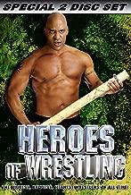 heroes of wrestling dvd