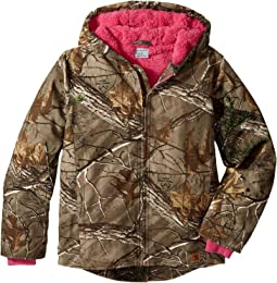 Carhartt Kids - Camo Redwood Jacket (Big Kids)