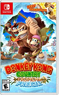 Donkey Kong Country: Tropical Freeze - Standard Edition