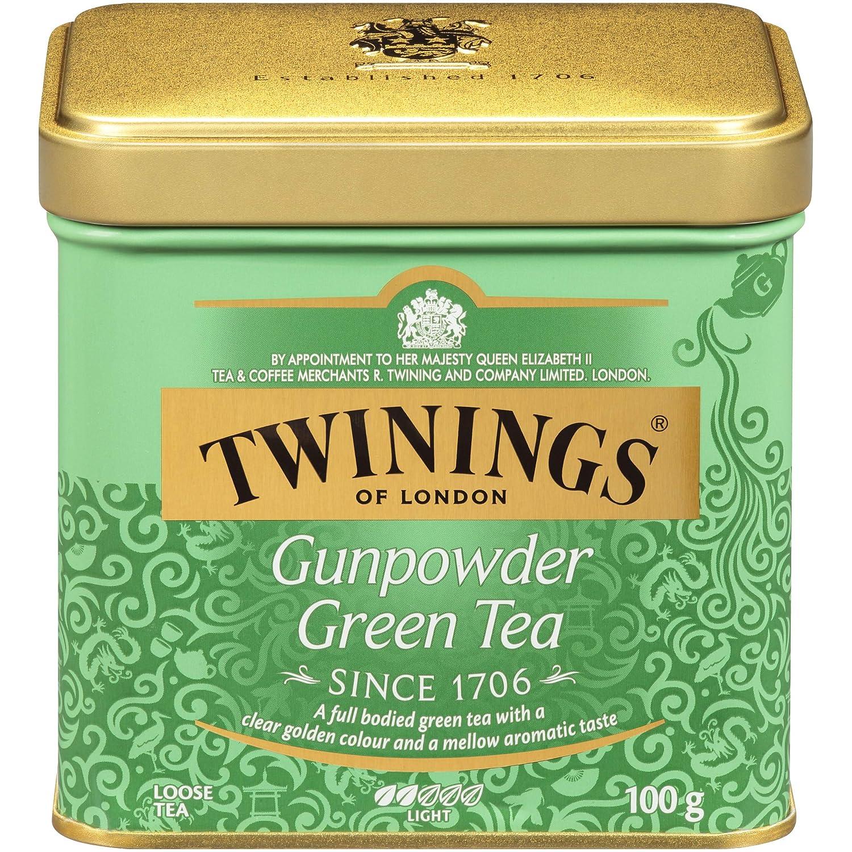Twinings of London Green Gunpowder Loose Tea Ounce Max Max 67% OFF 67% OFF P 3.53 Tins