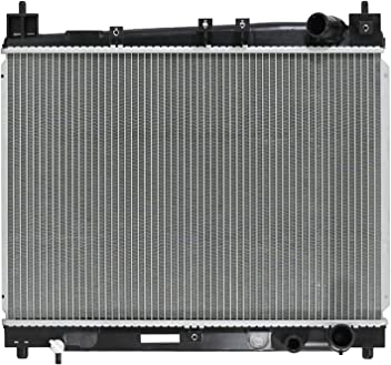 Without Hill Decent Control Plastic Tank Aluminum Core 1-Row New Style 4.6//5.4L Radiator Pacific Best Inc Fit//For 2718 04-04 Ford F-150