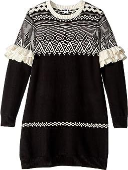 Sweater Dress (Toddler/Little Kids/Big Kids)