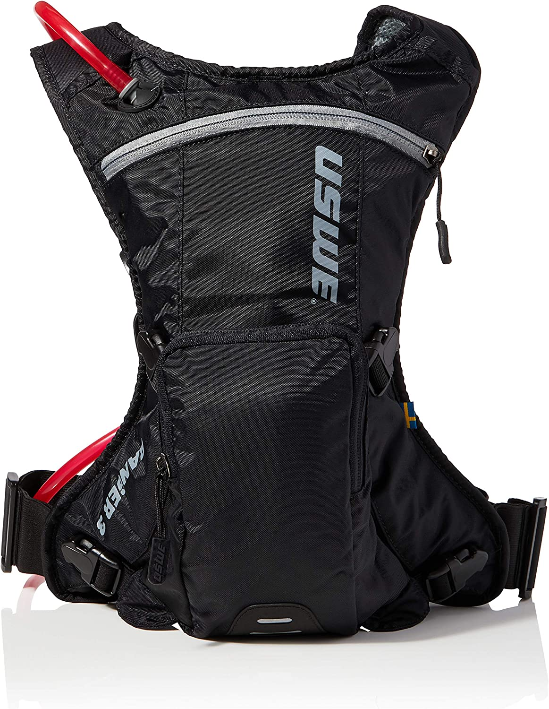 USWE Sports Ranger 3 Pack de hidratación, Unisex Adulto
