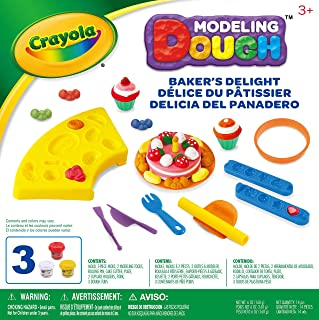 Crayola MODELING Dough burger Chef 套装