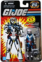 G.I. Joe 25th Anniversary: Cobra Commander with Battle Armor (Cobra Leader) 3.75 Inch Action Figure