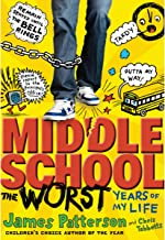 middle school the worst years of my life audiobook