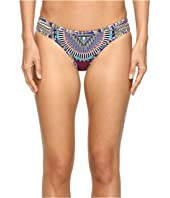 Red Carter - Tribal Daze Reversible Classic Side Strap Hipster Bottom