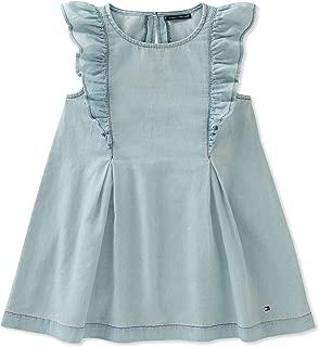 Girls' Denim Dress